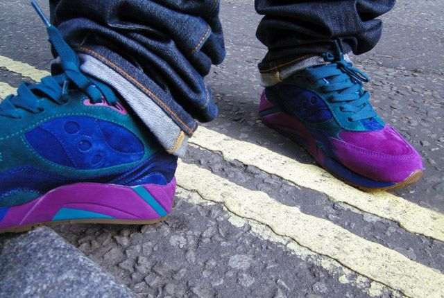 Saucony Bodega Round Six Collection G9 Shadow 6000 1