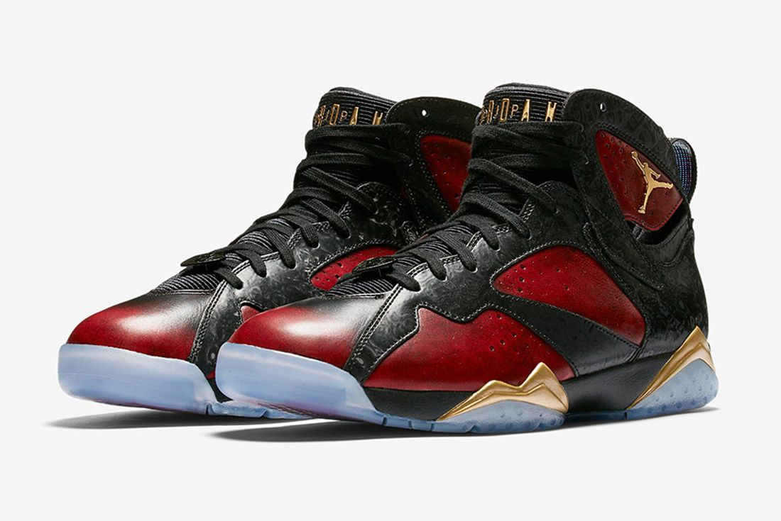 Air Jordan 7 Retro Doernbecher 6
