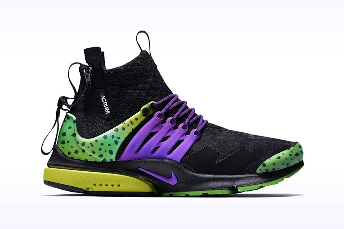 Nike Dragon Ball Z Chad Manzo Presto Acronym Cell