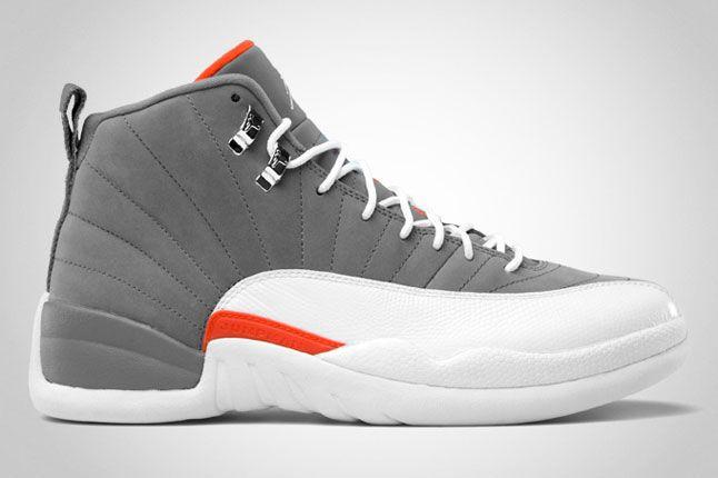 Air Jordan 12 Cool Grey Official 01 1