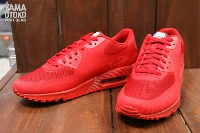 Nike Am90 Hyp 4Thjuly Red Hero 1