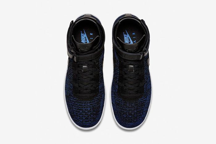 Nike Air Force 1 Ultra Flyknit Royal Blue 4