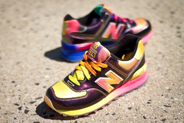 New Balance 574 (Rainbow Pack