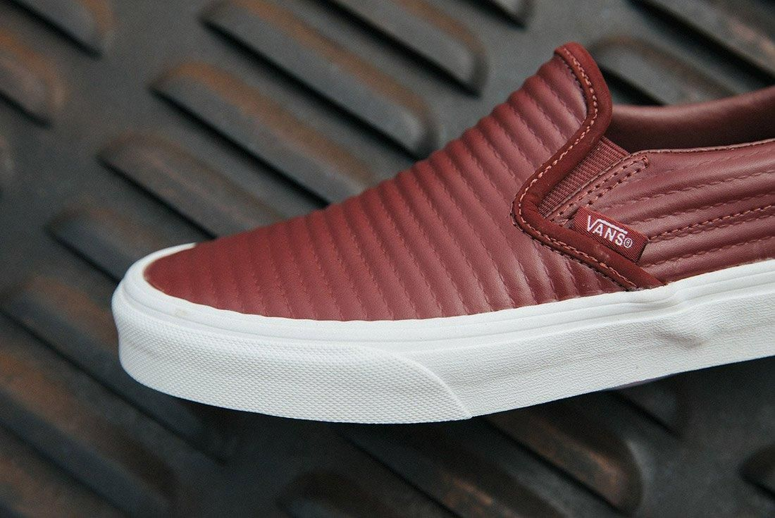 Vans Moto Leather Collection 4