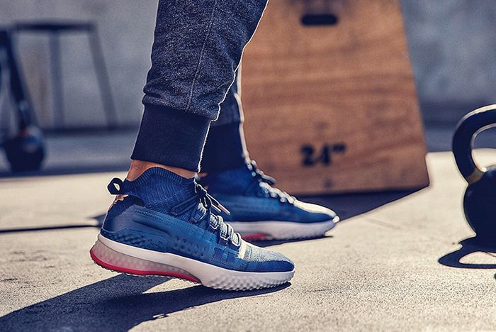 Under Armour Project Rock 1 3