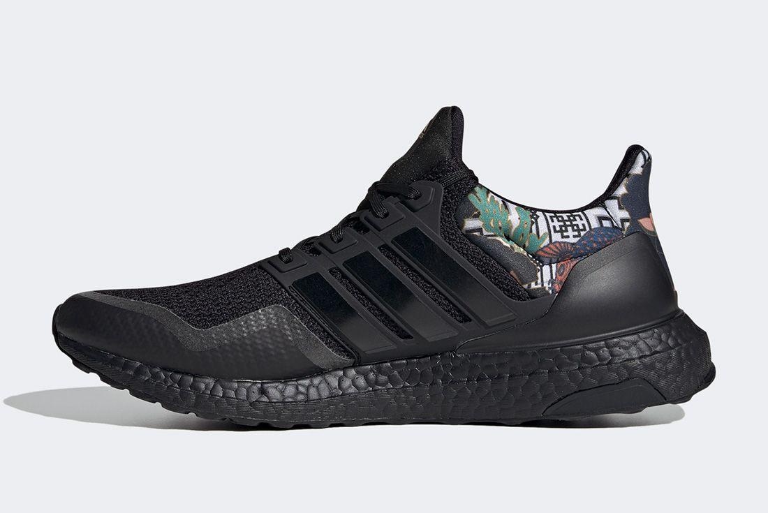 Adidas Ultraboost Cny Black Left