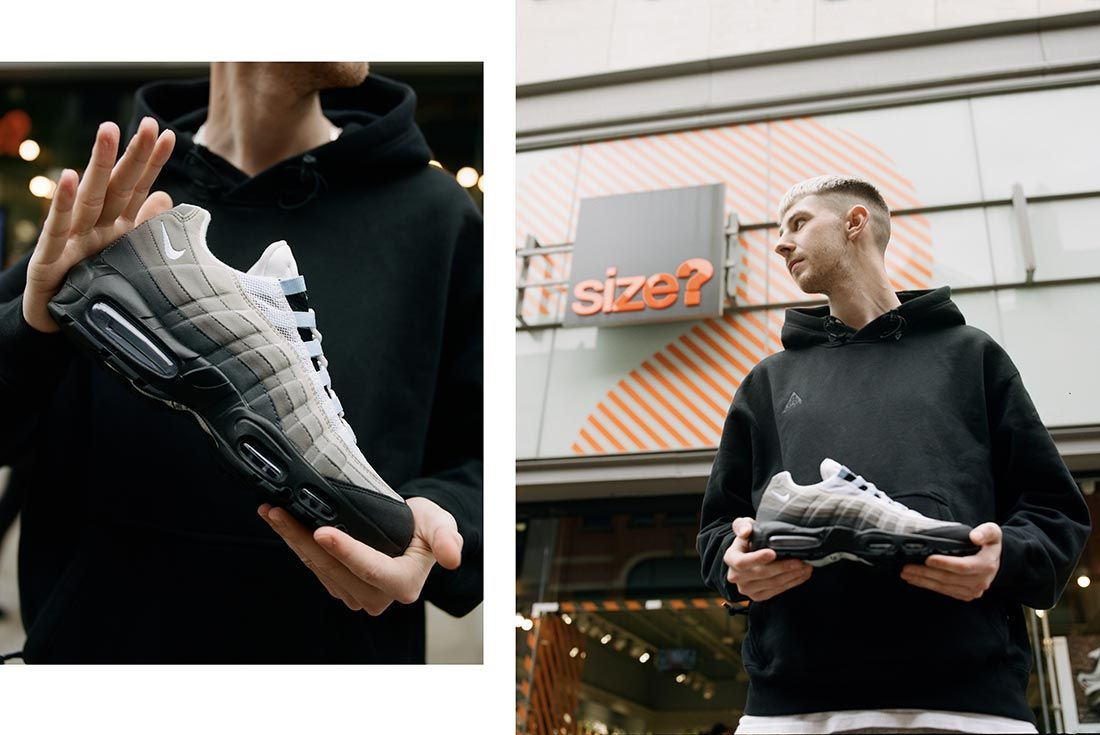 Size Experts Nike Manchester
