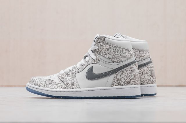 Air Jordan 1 Laser Bumperoo 4