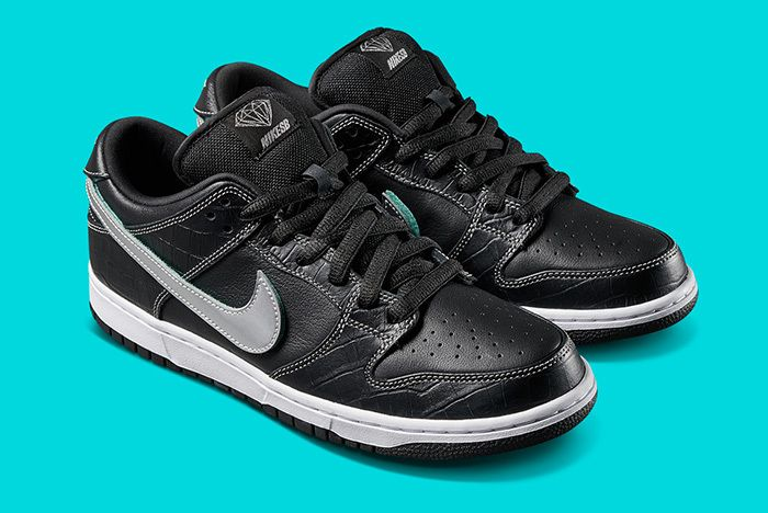 Diamond Supply Co Nike Sb Dunk Low Official 2
