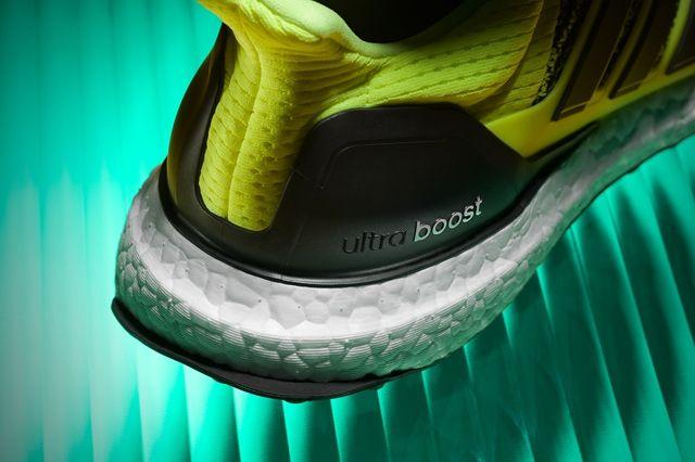 Adidas Ultra Boost Solar Yellow 6