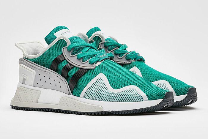 Adidas Eqt Cusion Adv Sub Green 1