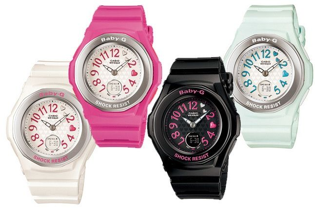 New Baby G Casio April 3 1