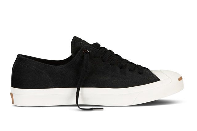 Converse Jack Purcell Washed Suede Sideview5