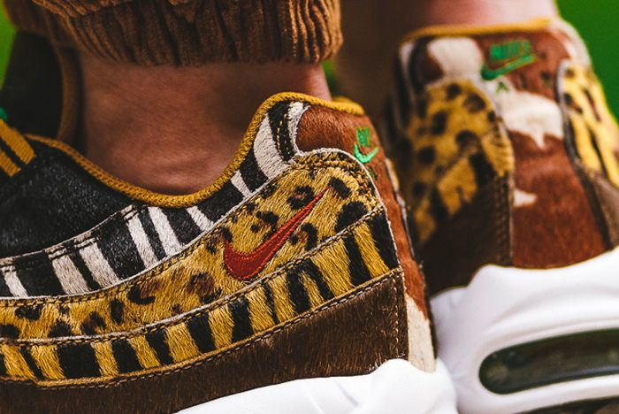 Nike Air Max Animal Pack Release 12