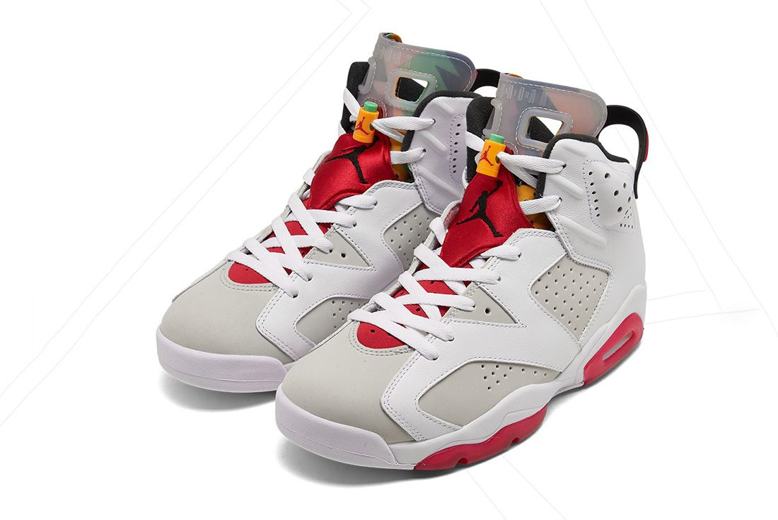 Air Jordan 6 GS Hare 384665-062