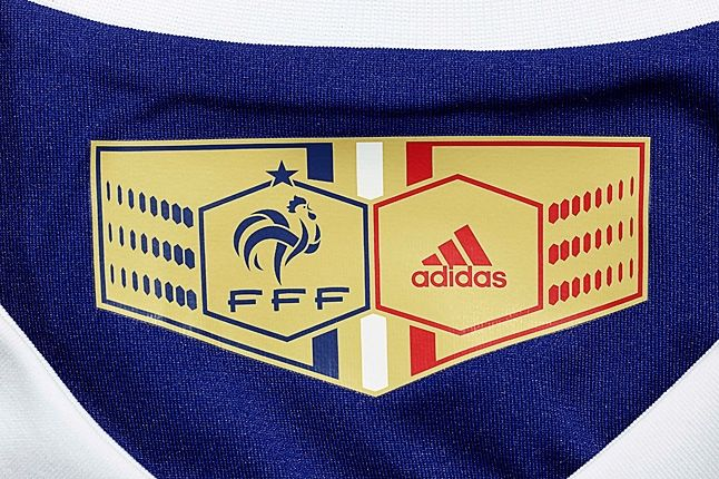 Adidas France World Cup Kit 2 1