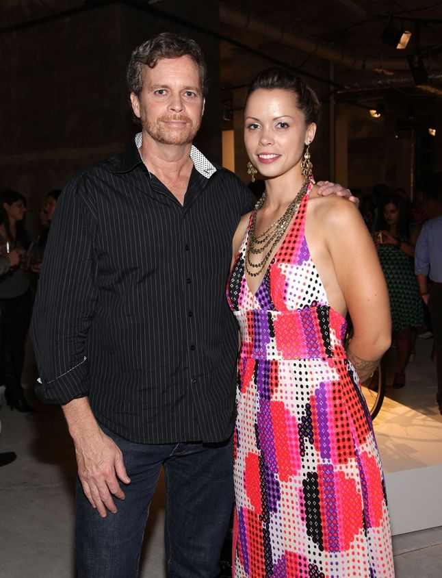 Mark Parker And His Daughter Jennifer 1