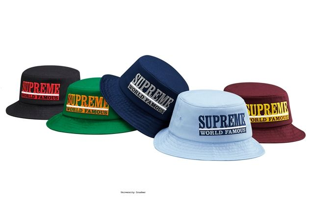 Supreme Ss15 Headwear Collection 26