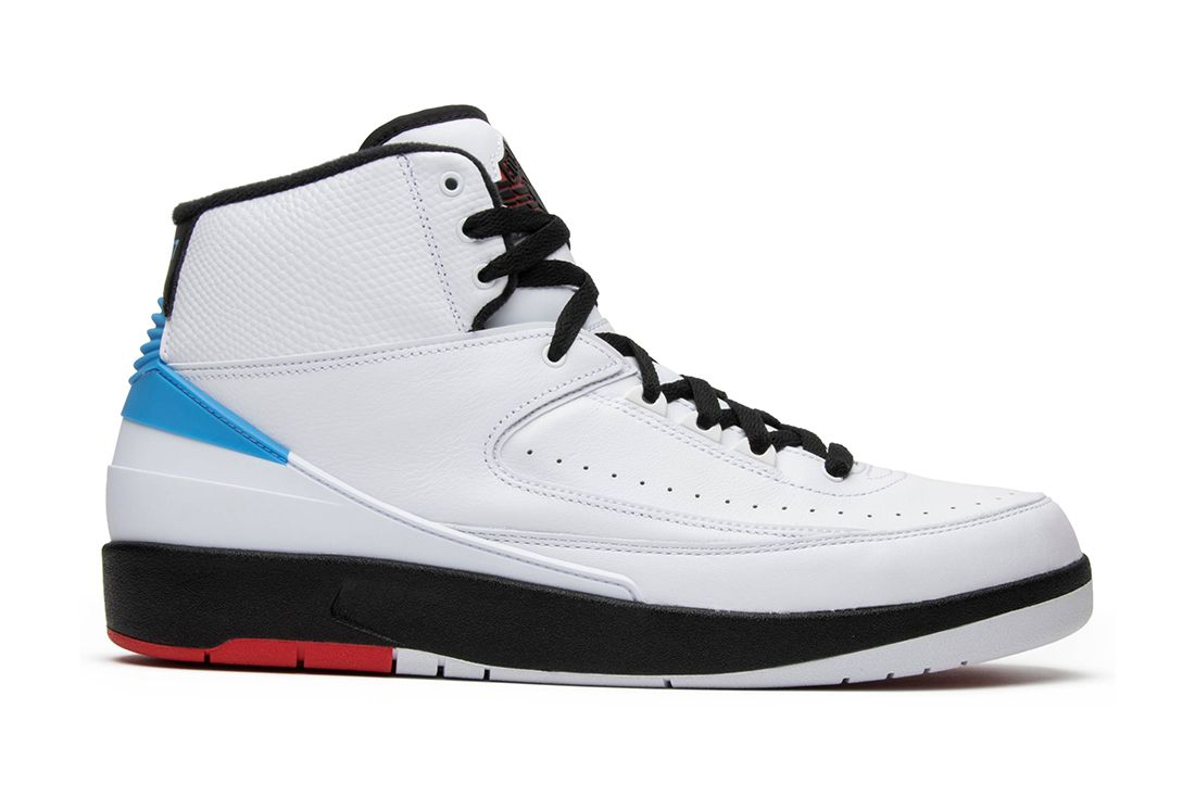 Air Jordan 2 Retro The 2 That Started It All Pack 917360 105 Lateral