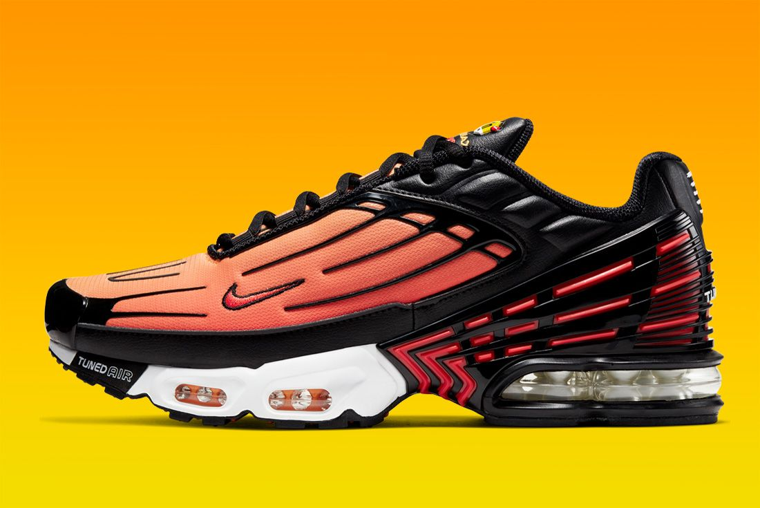 Nike Air Max Plus 3 Tiger Left