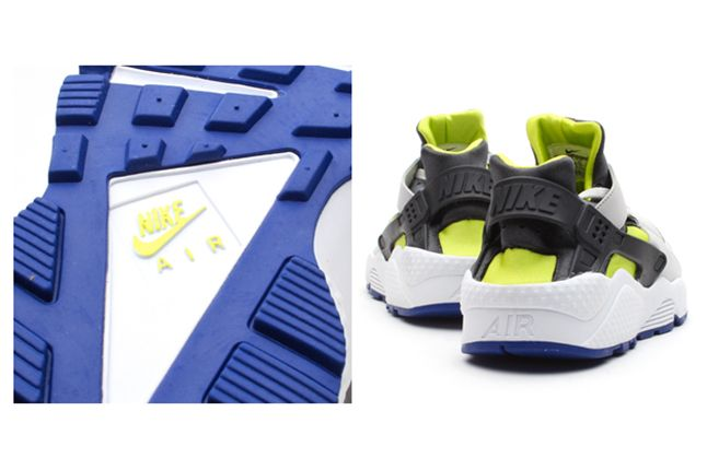 Nike Air Huarache Cyber Anthracite Neoprene 1