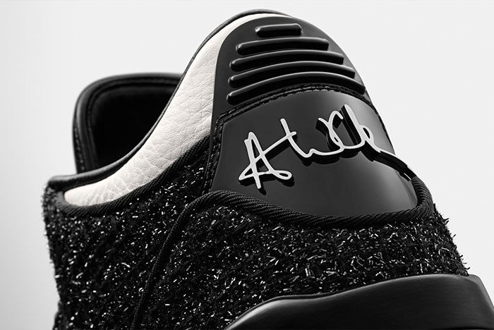 Air Jordan 3 Vogue Anna Wintour Awok 2