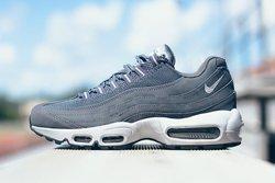 Nike Air Max 95 Dark Grey Wolf Grey Thumb