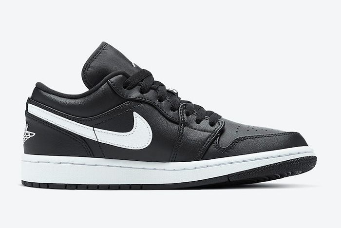 Air Jordan 1 Low Black White Ao9944 001 Release Date Official 3