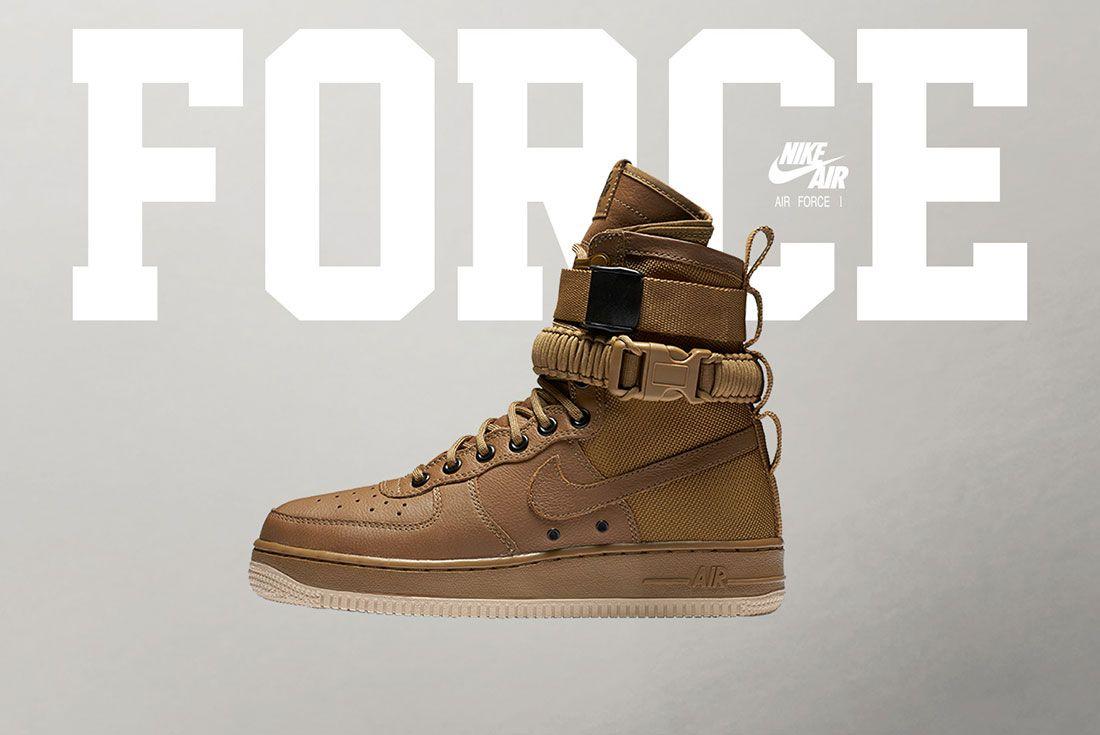 Nike Sf Air Force 1 2