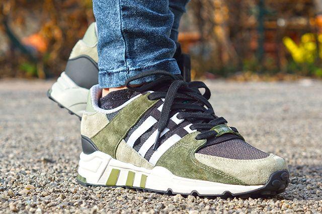 Adidas Originals Eqt Support Premium Suede Pack 7