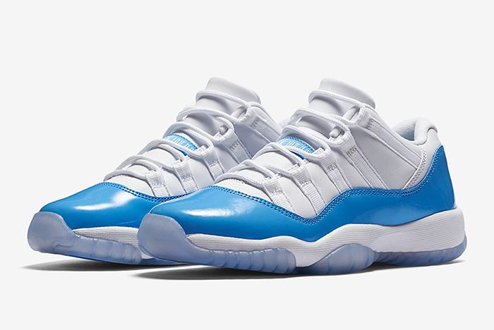 Air Jordan 11 Low University Blue2