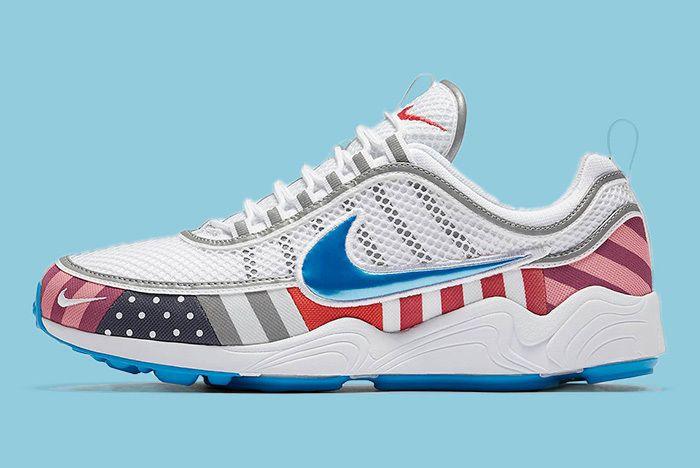Parra Nike Zoom Spiridon Av4744 100 1 Sneaker Freaker