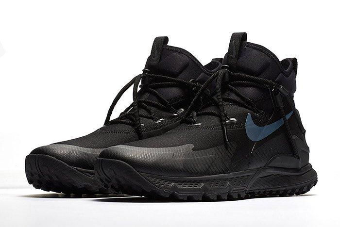 Nike Zoom Terra Sertig Boot Triple Black 5
