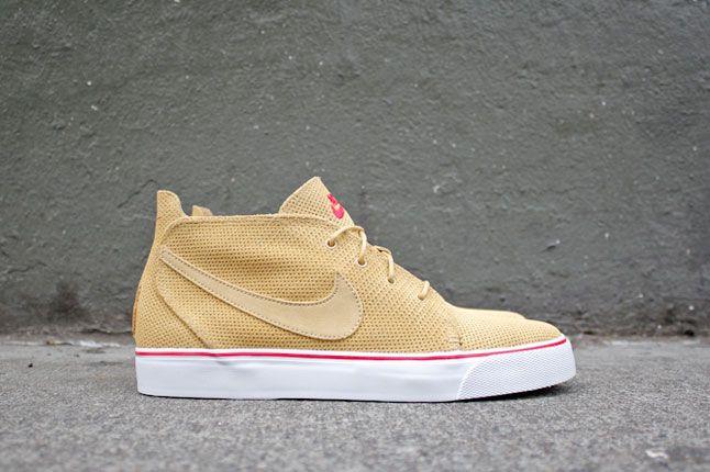 Nike Toki Premium Jersey Gold 4 1