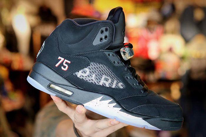Psg Air Jordan 5