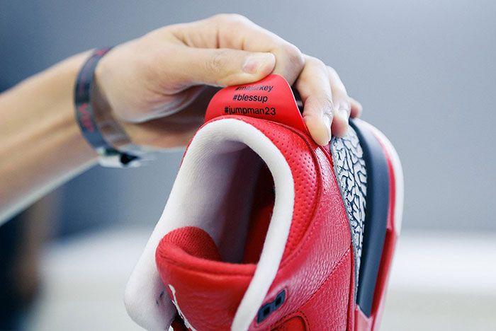 Dj Khaled Air Jordan 3 Grateful 7