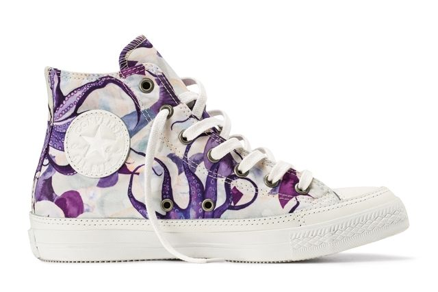 Converse Isolda Sneaker Collection Purple