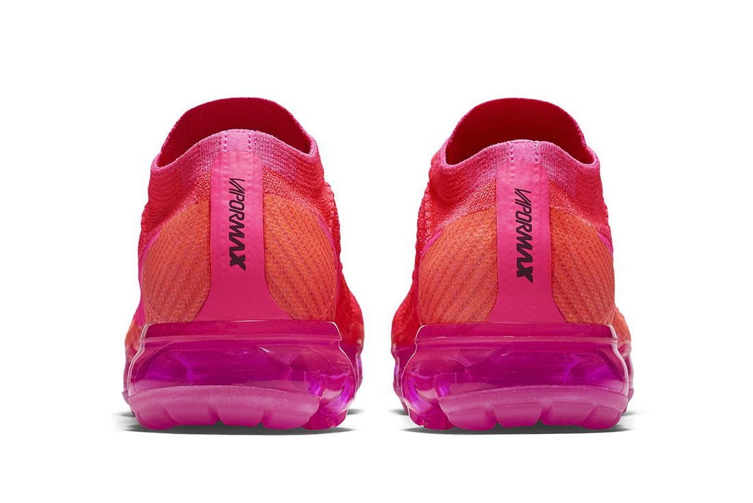 Nike Air Vapormax Womens Pink 4