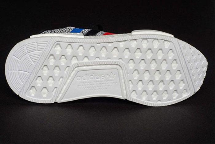 Adidas Nmd Tri Colour White 6