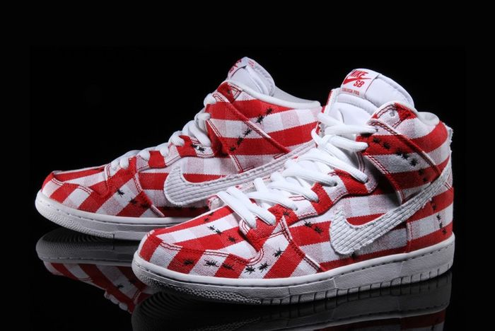 Nike Dunk High Premium Sb Picnic6