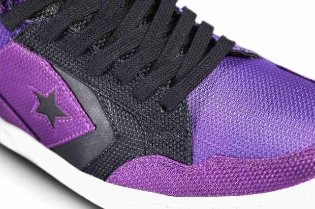 Converse Cons Weapon Reflective Mesh Imperial Purple Detail 1