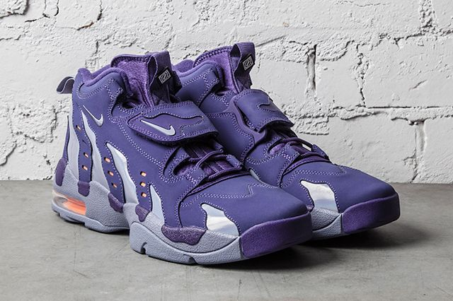 Nike Air Dt Max 96 Court Purple Atomic Orange 2