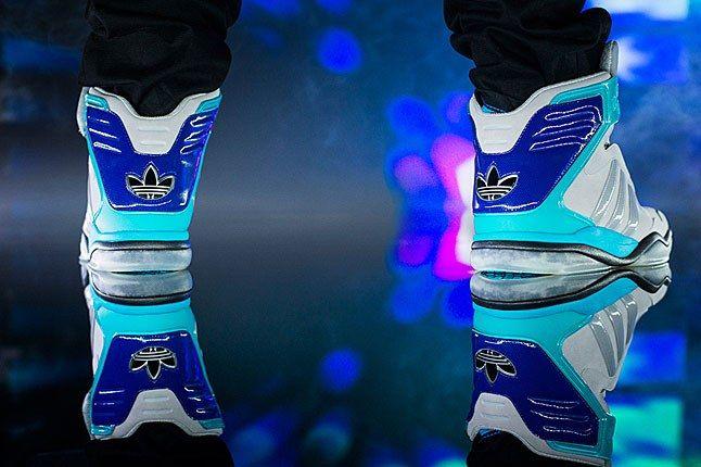 Adidas Blue Tech Street 1