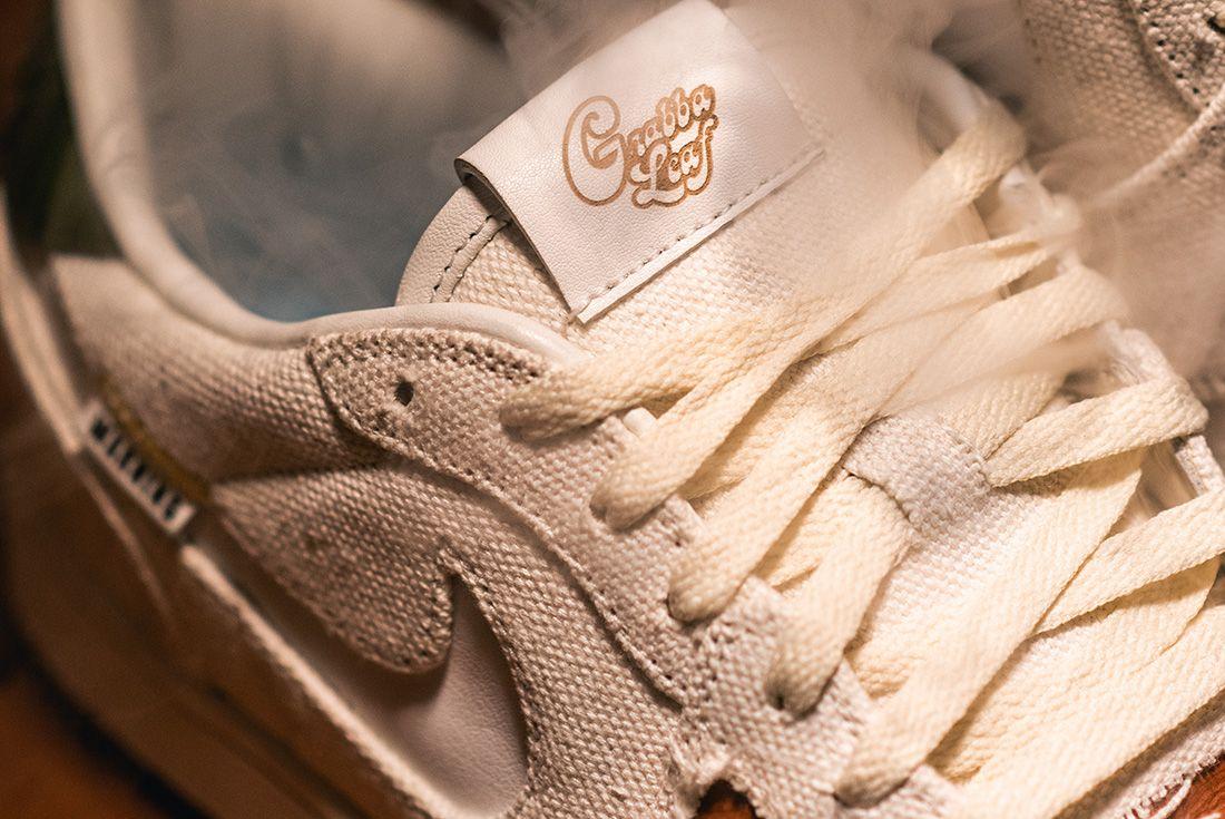 shoe surgeon air jordan 1 4/20 customs