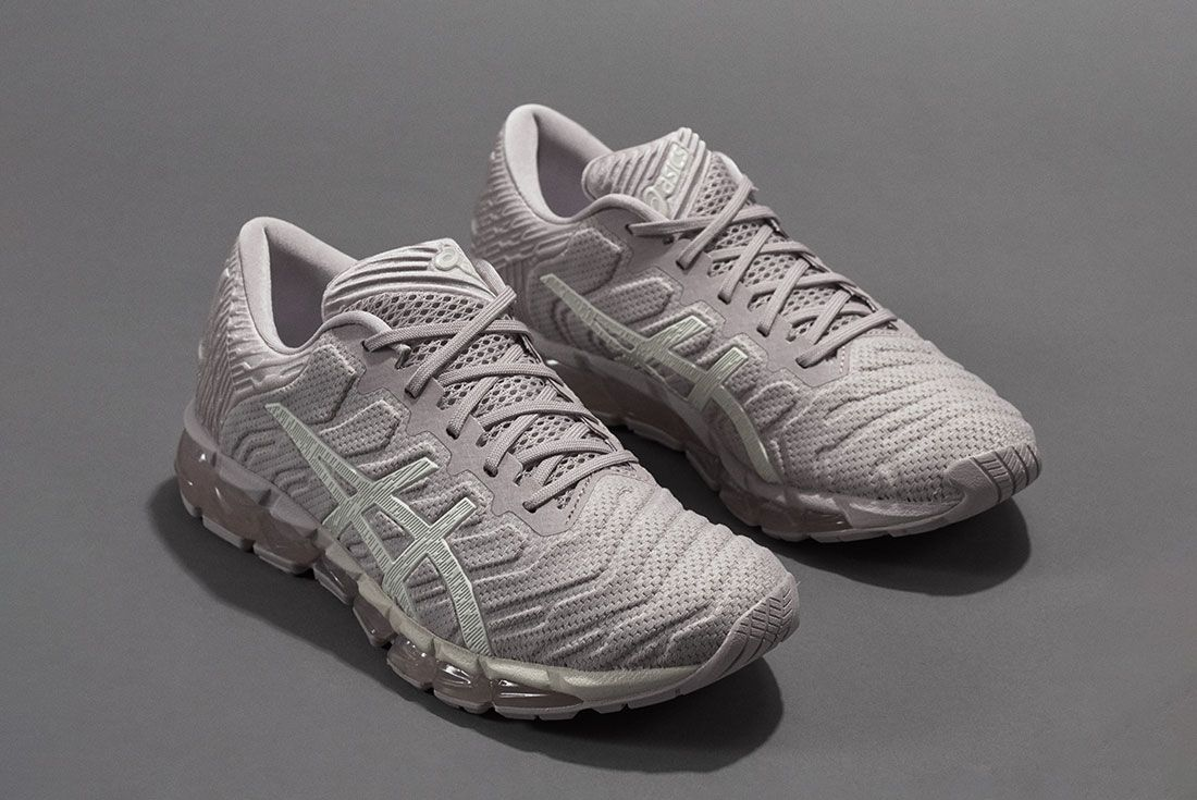Asics Gel Quantumn 360 5 Watershed Rose Front Angle