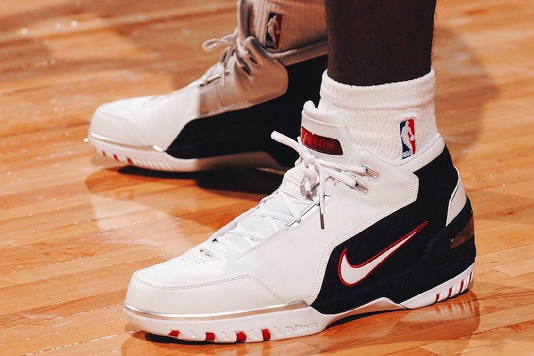 Air Zoom Generation First Game Left