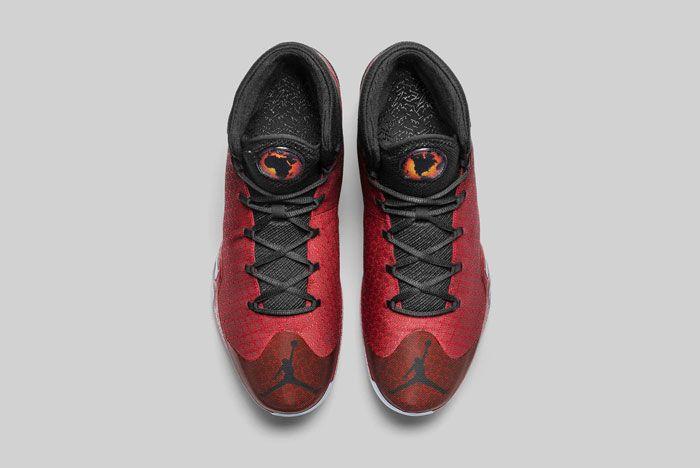 Air Jordan Xxx Gym Red 4