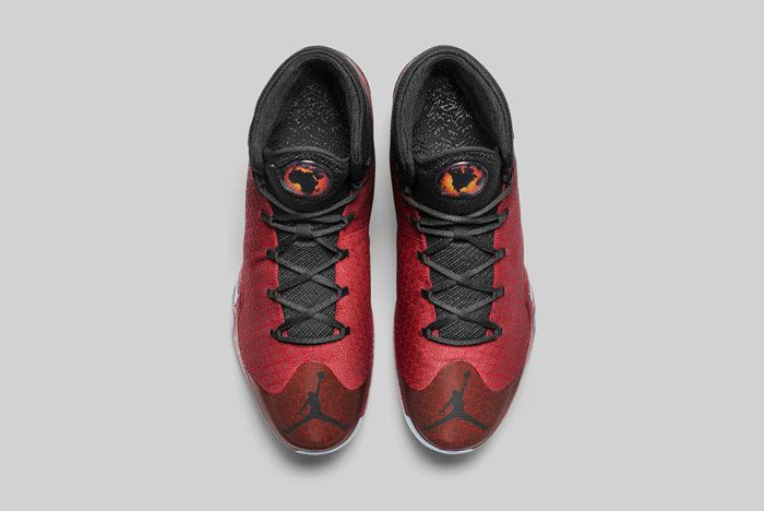 Air Jordan Xxx Gym Red 4