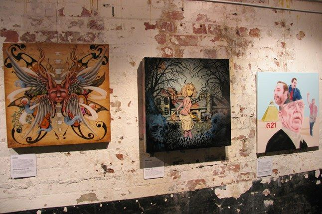 Just Another Group Show 1000 Pound Semi Permanent 23 1