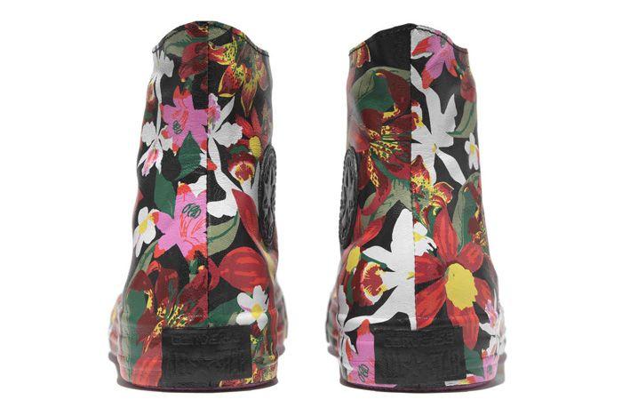 Pat Bo X Converse Floral Pack 10